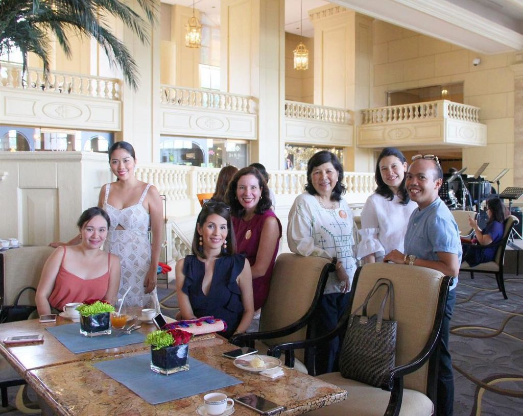 Nicole Whisenhunt, Mich Araullo, Kat Gonzalez, Vicky Jalandoni, Gifts and Graces, Patricia Araneta, Ana Alvarez-Laygo, Two Chic Manila, Oscar Mejia, maarte for a cause