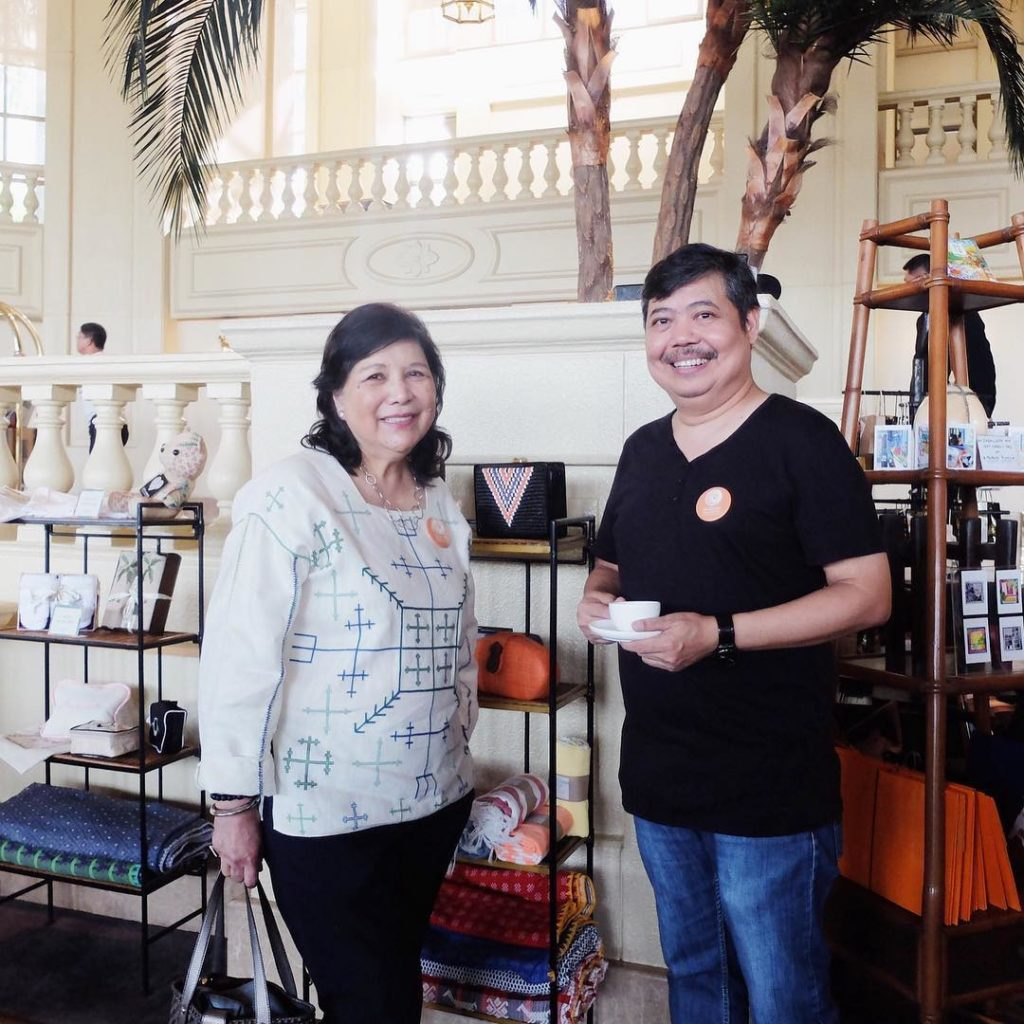 patricia araneta, albert avellana, museum foundation of the philippines, maarte fair
